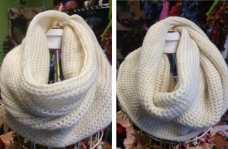 Warm and Cozy Cowl Pattern