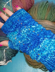 Jenny Fingerless Gloves Pattern