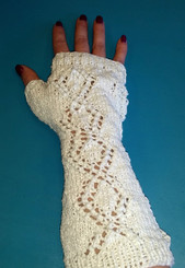 Chapel Fingerless Gloves