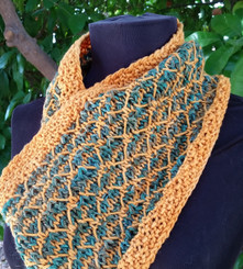 Twinkle Quilted Cowl Pattern