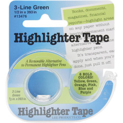Pattern Highlighter Tape