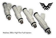 MINI Cooper 380cc High Flow Fuel Injectors