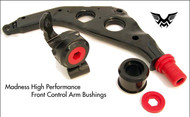 Madness Polyurethane Front Control Arm Bushings for MINI Cooper