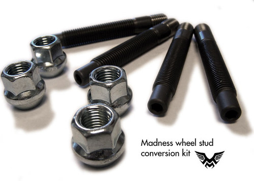 MINI Cooper Wheel Stud Conversion Kit