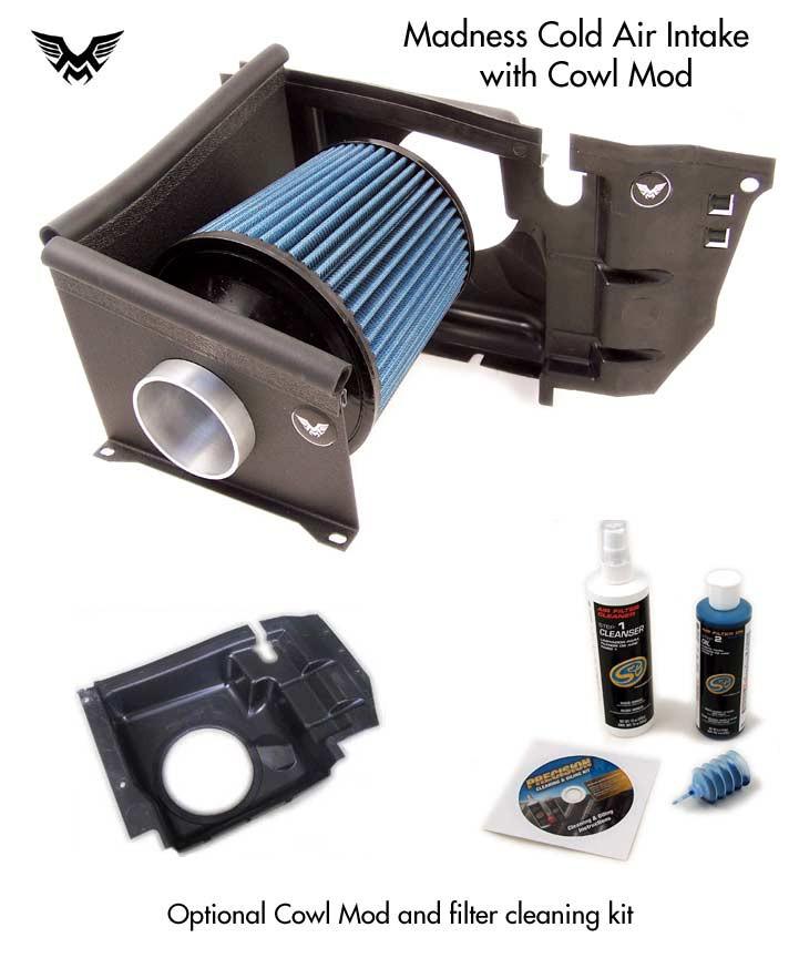 Madness MINI Cooper S Cold Air Intake