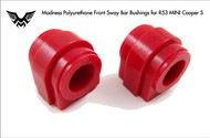 Madness R53 Polyurethane Front Sway Bar Bushings