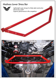 Madness Lower Strut Brace for the R53 New MINI Cooper S