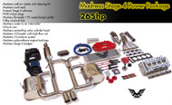 Madness MINI Cooper S Stage 4 Power Package