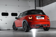 Milltek Sport MINI F56 Cooper S (U.S. Spec) Cat-Back Exhaust