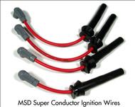 MINI Cooper S MSD Spark Plug Wires