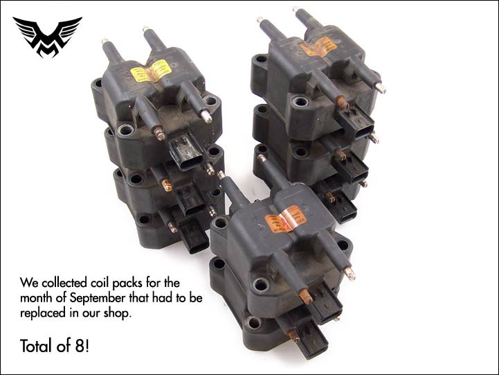 MINI Cooper S MSD Coil Pack