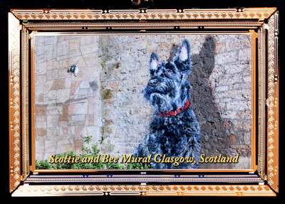 Limited Edition Scottie Ornament for 2015