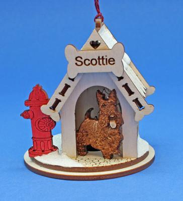Scottie Dog House