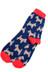 Scottie Lambswool Socks