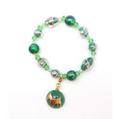 Scottie Charm - Green