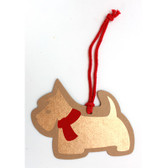 Scottie Gift Tag