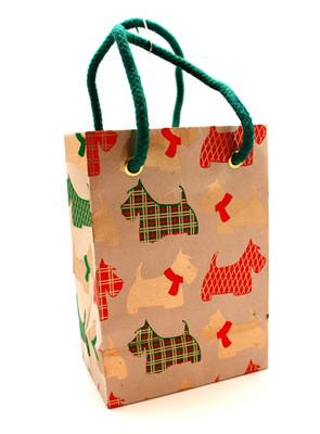 Small Scottie Gift Bag