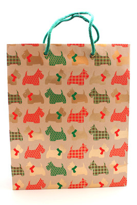 Scottie Gift Bag