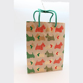Large Scottie Gift Bag