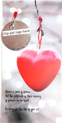 Pet Tag Ornament