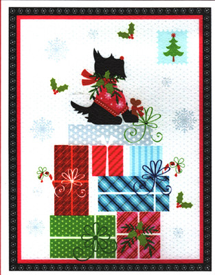 Scottie and Gifts Note Cards