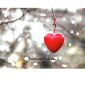 Heart Pet Sympathy Card