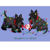 Naughty or Nice Scotties