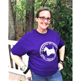 Scottie Purple T-shirt