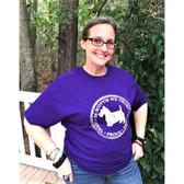 Scottie Purple T-Shirt