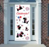 Scottie Door Cover