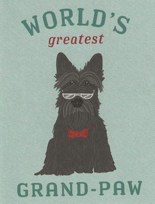 Scottie Grand-Paw Card