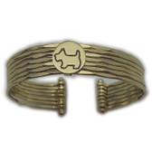Scottie Cuff Bracelet