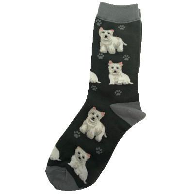 New Westie Socks