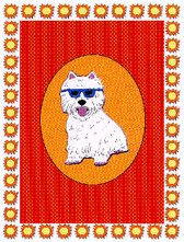 Westie Card