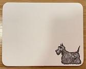 Scottie Correspondence Cards