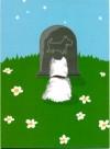 Westie Sympathy Card
