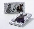 Scottie Adhesive Flag Holder