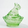 "Boyd Glass ""Limelight"" Salt"