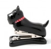 Black Scottie Mini-Stapler