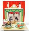 3-D Pop-up Christmas Card