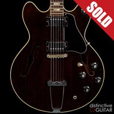 Gibson ES-150DC Hollowbody Walnut