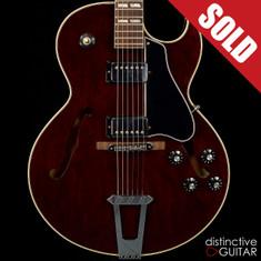 1977 Gibson ES-175T Dark Cherry