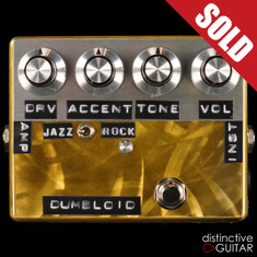 Shin's Music / Dumbloid Special Overdrive Gold Scratch