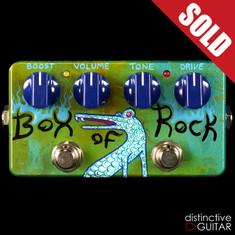 Zvex Box of Rock Custom Swirl Paint EE083