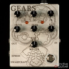 Dwarfcraft Gears Custom Etched