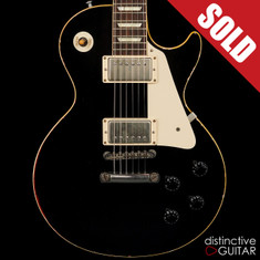 2015 Gibson Custom Shop Les Paul CC #34 Blackburst
