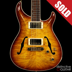 Roger Giffin Standard Semi Hollow Tobacco Burst