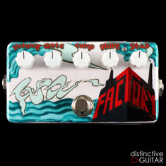 Zvex Fuzz Factory 20th Anniversary Limited Edition #18/20 Hand Painted