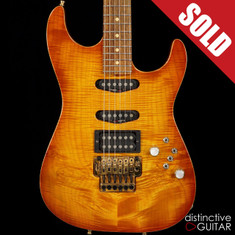 Tom Anderson Drop Top Honey Burst