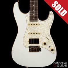Tom Anderson Drop Top Classic Arctic White